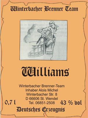 williams_etikett